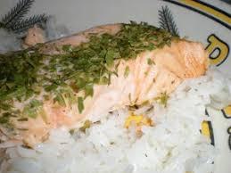 pavé de saumon au micro ondes la recette de onze heures