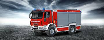 100 Fire Trucks Unlimited TLF 4000 By Magirus Pumper With Unlimited Extinguishing Power