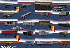 Trailer Pack ATS V1.29 Standalone (+/- 60 Skins) 1.29.Xs Mod For ... Warehousing And Distribution 3pl The Dependable Companies Ad Trucking Odessa Tx Best Truck 2018 Gillson Inc Home Facebook Dhe On Abc Safety Youtube Photos Patriotic Rigs Memorialize American Heroes Trucker Shortage Is Raising Prices Delaying Deliveries Roadside California I5 Rest Area Pt 11 Trucks On Inrstates Mitch Friedman Pictures Page 6 4axle Hashtag Twitter Daseke Awarding Truckers With Company Stock Caltrux July 2016 By Jim Beach Issuu