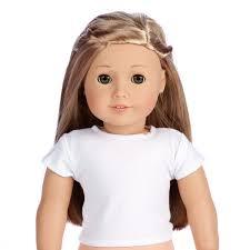 Hot Handmade For American Girl Skirt Dress 18