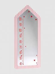 miroir chambre enfant miroir porte manteau pour décorer une chambre de fille décorer