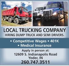 Dump Truck Semi Driver Job In Fort Wayne IN 46802 Fort Wayne With ... Truck Driver Jobs Description Salary And Education Best Cover Letter Examples Livecareer Driver Job Description Shuttle For Resume Best Of Cover Letter Tow Resume Elegant 20 Driving For New Drivers Image Kusaboshicom With Roehl Transport Can A Trucker Earn Over 100k Uckerstraing Halliburton Find With Fuel Truck Driving Jobs Felons Youtube Military Veteran Cypress Lines Inc Howto Cdl School To 700 Job In 2 Years Paid Traing In Las Vegas