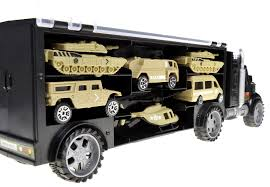 100 Girls On Trucks Military Transport Car Carrier Truck Toy With Army Car Toys