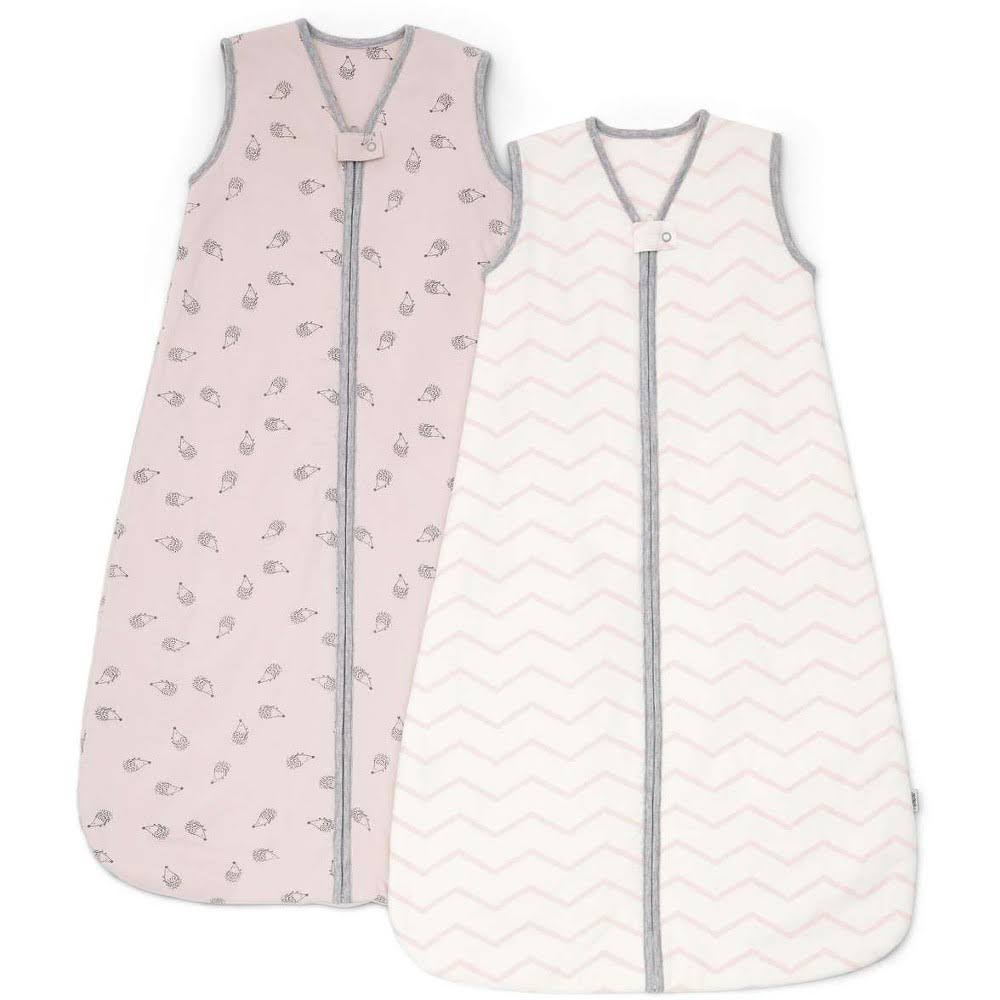 Mamas & Papas Dreampod (6 to 18 Months, 2.5 Tog, Pink , Pack of 2)