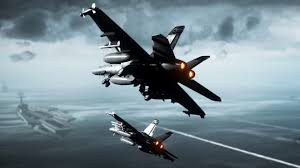 fonds d ecran 3840x2160 avions porte avions battlefield 3 avion d