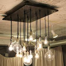 chandeliers design magnificent hanging light bulb chandelier
