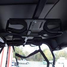 100 Gun Racks For Trucks Quick Draw Overhead Rack
