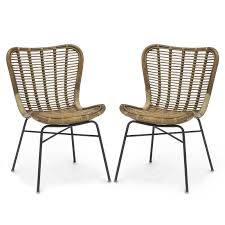 Sling Rattan Dining Chairs - Set Lotta Ding Chair Black Set Of 2 Source Contract Chloe Alinum Wicker Lilo Chairblack Rattan Chairs Uk Design Ideas Nairobi Woven Side Or Natural Flight Stream Pe Outdoor Modern Hampton Bay Mix And Match Brown Stackable