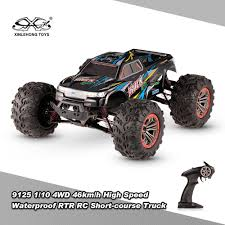 Best XINLEHONG TOYS 9125 1/10 2.4GHz 4WD 46km/h High Speed Sale ... 55 Mph Mongoose Remote Control Truck Fast Motor Rc Amazoncom Large Rock Crawler Car 12 Inches Long 4x4 118 Volcano18 Monster Arrma Radio Controlled Cars Designed Tough 4wd Rally 24ghz Catch The Deal Rtg Rc 110 Scale Electric 4wd Off Road New Climbing Double Motors Bigfoot Slash 4x4 Vxl Brushless Rtr Short Course Fox By Nitro Gas Powered Trucks Hot 24g 4ch Driving Drive Click N Play
