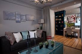 Nautical Style Living Room Furniture by Subtle Hints Of Nautical Style In Living Room Interior Design
