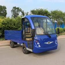 New Electric Mini Pickup Truck For Farm - Buy Electric Mini Pickup ...