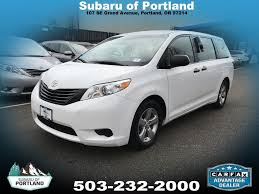 100 Craigslist Portland Oregon Cars And Trucks For Sale By Owner Toyota Sienna Vans Minivans For In OR 97204