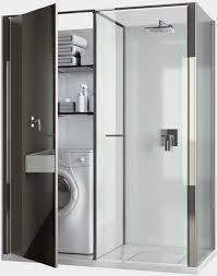 waschmaschine verstecken kleines haus badezimmer