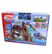 Thomas And Friends Tidmouth Sheds Trackmaster by Image Trackmaster Fisher Price Thomasatactioncanyonbox Jpg
