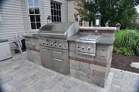tile backsplash cost outdoor kitchen cost wall mounted range