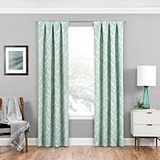Eclipse Curtains Thermaback Vs Thermaweave by Amazon Com Eclipse 16205037063mnt Darrell 37 Inch By 63 Inch