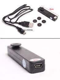Mini Hidden Camera For Bathroom by Buy 4gb Button Dvr Video Mini Spy Hidden Camera Online Best