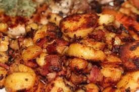 Homemade Potato Hash Browns or Home Fries Recipes