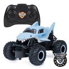 100 Monster Truck Pictures Jam Official Megalodon Remote Control 124