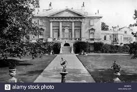 The White Lodge Richmond Park London 19241926 Stock Photo
