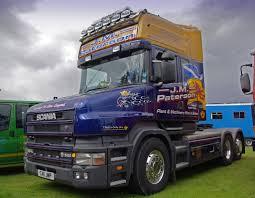 100 Jm Truck Sales J M Paterson Plant Hire Of Maybole Scania 580 TCab C411JM Flickr
