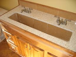 Bathroom Countertop Materials Comparison by Countertops Kitchen Sink Material Best Material For Kitchen Sink