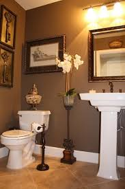 Powder Bath Traditional Room