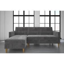 Wayfair White Leather Sofa by Sleeper Sectional Sofas You U0027ll Love Wayfair
