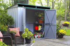 arrow galvanized steel storage shed 10x8 storage diy arrow sheds design for any outdoor space fujisushi org