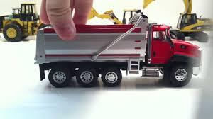 100 Truck Model Norscot Cat Ct660 Dump Truck Model Review YouTube