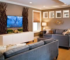 Hollywood Regency Living Room Design Ideas Transitional With Blue Sofa En