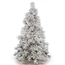 3ft Pre Lit Berry Christmas Tree by Flocked Pre Lit Christmas Tree Christmas Lights Decoration
