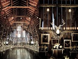 Barn Wedding Elegant Decor Ideas