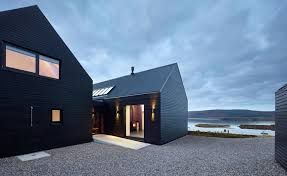 100 Colbost House Dualchas Architects Reinvent The Scottish Black Shed