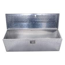 100 Aluminum Truck Tool Boxes Amazoncom Tread Plate 49 Box Pickup