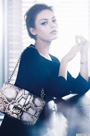 Mila Kunis Leaked Photos Bathtub by Mila Kunis Signs On For Christian Dior Ad Campaign Photos Huffpost