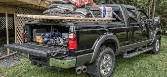 100 Diamond Plate Truck Bed Heavy Duty Hard Tonneau Covers Back HD Back Covers