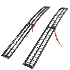 Amazon.com: Titan Pair Of 10' Long Folding Aluminum Arch ATV Ramps ... Diy Atv Lawnmwer Loading Ramps Youtube The Best Pickup Truck Ramp Ever Madramps And Utv Transport Made Easy Four Wheeler Ramps For Lifted Trucks Truck Pictures Quad Load Hauling The 4 Wheeler In Bed Polaris Forum 1956 Ford C500 Cab Auto Art Cool Pinterest Atvs More Safely With By Longrampscom Demstration Of Haulmaster Motorcycle Lift Ramp Loading A Made Easy Loadall V3 Short Sureweld Wheel Riser Front Wheels Ramp Champ