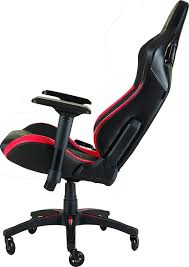 Corsair T1 Race Gaming Chair Racing Design - Black/Red | CF-9010013 ... Dxracer King Series Gaming Chair Blackwhit Ocuk Best Pc Gaming Chair Under 100 150 Uk 2018 Recommended Budget Pretty In Pink An Attitude Not Just A Co Caseking Arozzi Milano Blue Gelid Warlord Templar Chairs Eblue Cobra X Red Computing Cellular Kge Silentiumpc Spc Gear Sr500f Unboxing Review Build Raidmaxx Drakon Dk709 Jdm Techno Computer Center Fantech Gc 186 Price Bd Skyland Bd Respawn200 Racing Style Ergonomic Performance Da Gaming Chair Throne Black Digital Alliance Dagamingchair