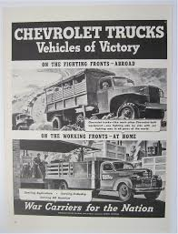 100 Nation Trucks 1943 Chevrolet With War Carriers For The Automobile