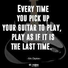 Musical Quote of Eric Clapton