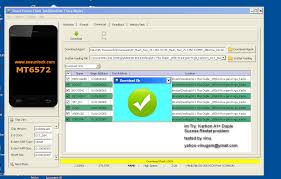 SP Flash Tool v 3 1352 01 New Update GSM Forum