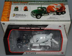 100 Concrete Truck Dimensions Mack 150 First Gear Mack Granite Standard Mixer