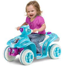 Kid Trax Disney Frozen 6V Battery Powered Quad, Blue 638414507008   EBay Kidtrax 12v Dodge Ram 3500 Fire Engine With Detachable Water Gun 3 12ah Sla Replacement Battery For Kid Trax Truck Kt1003 Ram Dually 12volt Powered Ride On Black Toys R Us Canada Charger Kids Unboxing And Review Wiring Diagram 6v Caterpillar Tractor 6v Rescue Quad Rideon Walmartcom Big Toy Truck Car Electric Power Wheels Drive Masikini Disney Princess Ebay