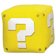 Super Mario Question Block Lamp Ebay by Super Mario Question Mark Sound Plush Question Mark Coins And