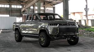 100 Dually Truck For Sale Rivian R1T Is A Real Electric Pickup But Atlis XT Is Not