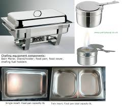 Hire Affordable Chafing Dishes Food Warmers Gastronom And Tableware