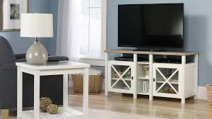 Sauder Graham Hill Desk by Furniture Sauder Tv Stand With Storage For Living Room Furniture