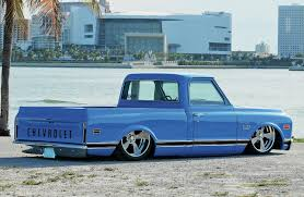 100 1969 Chevy Trucks Chevrolet C10 Custom Hot Rod Rods Pickup Lowrider C10