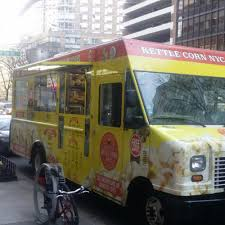 Kettle Corn NYC - New York Food Trucks - Roaming Hunger
